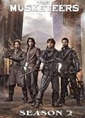 BBC 火槍手第二季/The Musketeers Season 2